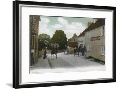 Droxford, Hampshire, 1905--Framed Giclee Print