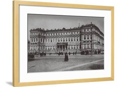 The Xenia Institute for Noble Young Ladies, 1900s-1910S--Framed Giclee Print