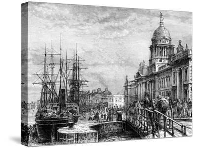 Dublin, Ireland, 19th Century-Weber-Stretched Canvas Print