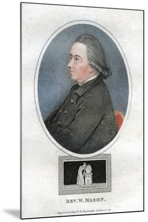 Reveren W Mason, 1815--Mounted Giclee Print