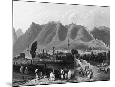 Antioch, Turkey, 19th Century--Mounted Giclee Print