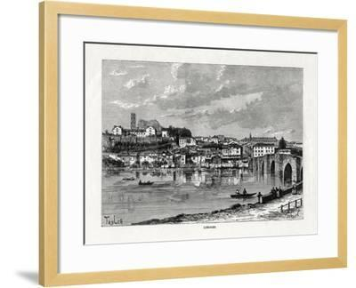 Limoges, France, 1879--Framed Giclee Print