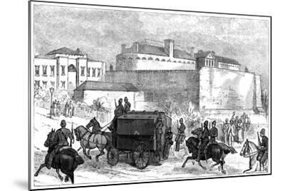 Kilmainham Gaol, Dublin, C19th Century--Mounted Giclee Print