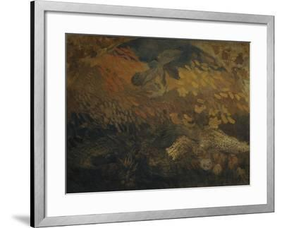The Night, 1904-Pyotr Savvich Utkin-Framed Giclee Print