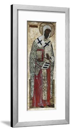 Saint Leontius of Rostov, 16th Century--Framed Giclee Print