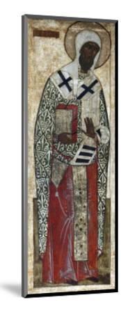 Saint Leontius of Rostov, 16th Century--Mounted Giclee Print