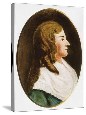 Dorothea Christiane Erxleben, Mid of the 18th C--Stretched Canvas Print