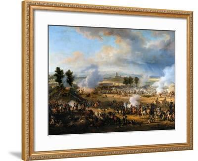 The Battle of Marengo on 14 June 1800-Louis-Fran?ois, Baron Lejeune-Framed Giclee Print