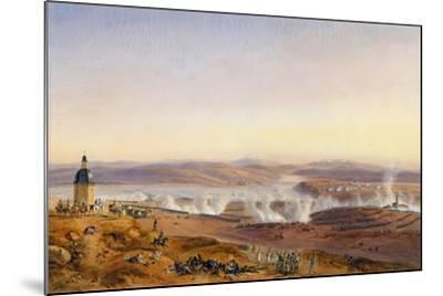 The Battle of Austerlitz on December 2, 1805-Jean-Antoine-Sim?on Fort-Mounted Giclee Print