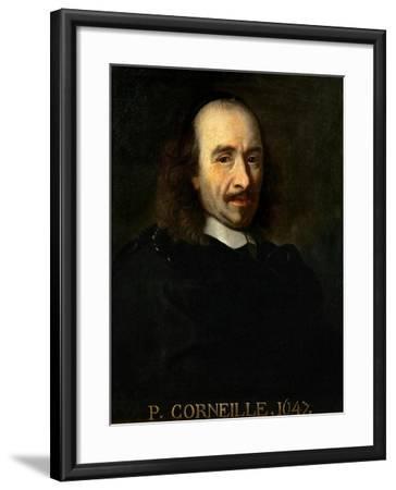 Portrait of Pierre Corneille (1606-168)-Charles Le Brun-Framed Giclee Print