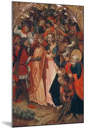 The Kiss of Judas--Mounted Giclee Print
