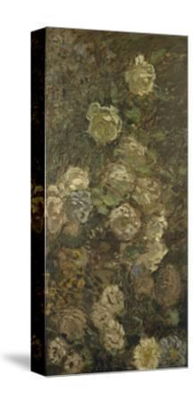 Flowers, Between 1860 and 1912-Claude Monet-Stretched Canvas Print