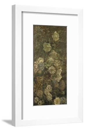 Flowers, Between 1860 and 1912-Claude Monet-Framed Giclee Print
