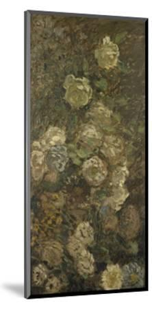 Flowers, Between 1860 and 1912-Claude Monet-Mounted Giclee Print