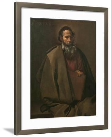Saint Paul-Diego Velazquez-Framed Giclee Print