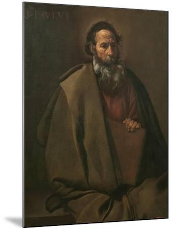 Saint Paul-Diego Velazquez-Mounted Giclee Print