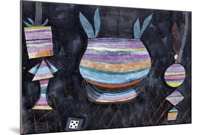 Still Life with Dice-Paul Klee-Mounted Giclee Print
