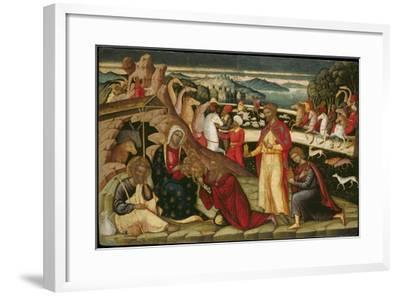 The Adoration of the Magi, C. 1525-Ioannis Permeniatis-Framed Giclee Print