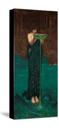 Circe Invidiosa, 1892-John William Waterhouse-Stretched Canvas Print