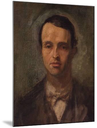 Robert Baldwin Ross (1869-191)-William Rothenstein-Mounted Giclee Print