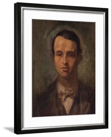Robert Baldwin Ross (1869-191)-William Rothenstein-Framed Giclee Print