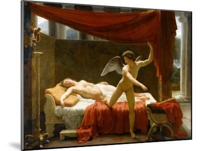Cupid and Psyche-François-Édouard Picot-Mounted Giclee Print