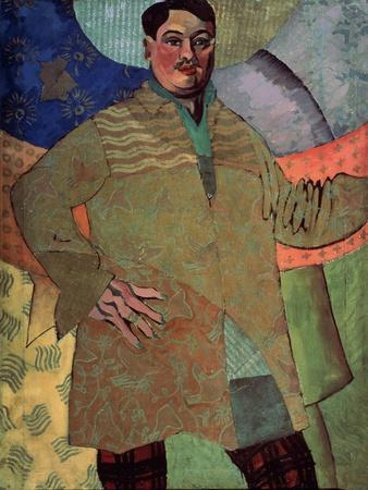 Self-Portrait-Aristarkh Vasilyevich Lentulov-Framed Giclee Print