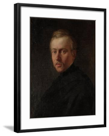 Portrait of the Architect Ivan Gornostayev (1821-187)-Stepan De Ladvez-Framed Giclee Print