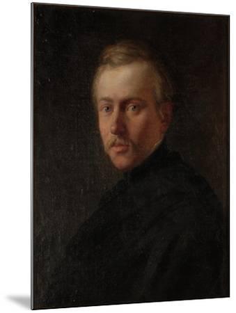 Portrait of the Architect Ivan Gornostayev (1821-187)-Stepan De Ladvez-Mounted Giclee Print