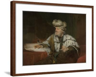 King David, Ca 1683-Aert de Gelder-Framed Giclee Print