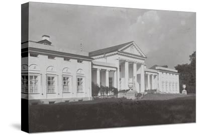 The Vlakhernskoye-Kuzminki Estate of Prince Sergey Mikhaylovich Golitsyn, 1890s--Stretched Canvas Print