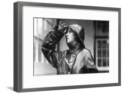 Gladys Cooper (1888-197), English Actress, 1900s--Framed Giclee Print