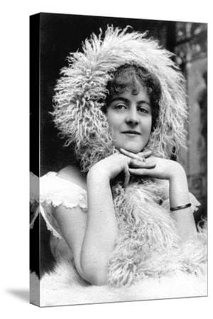 Marie Studholme (1875-193), English Actress, 1900s--Stretched Canvas Print