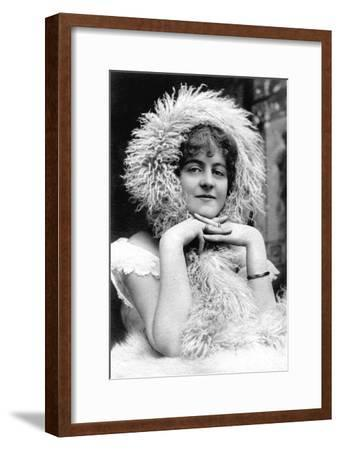 Marie Studholme (1875-193), English Actress, 1900s--Framed Giclee Print