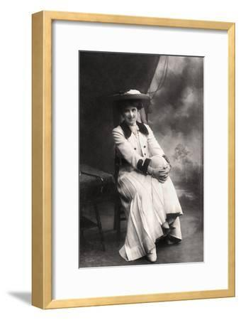 Decima Moore (1871-196), English Actress, 1907--Framed Giclee Print
