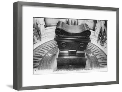Napoleon's Tomb, Les Invalides, Paris, France, C1920S--Framed Giclee Print