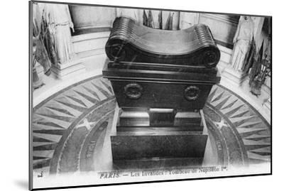 Napoleon's Tomb, Les Invalides, Paris, France, C1920S--Mounted Giclee Print