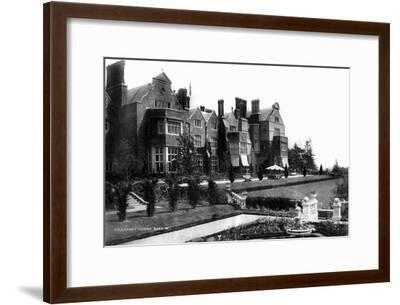 Killarney House, C1882--Framed Giclee Print
