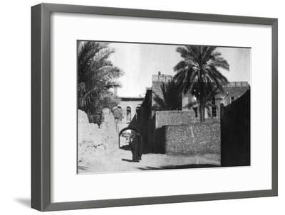 Kazimain, Iraq, 1917-1919--Framed Giclee Print