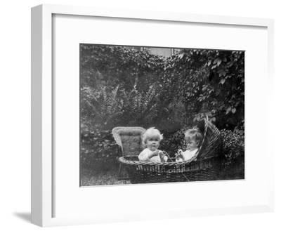 One Year Old, 1915--Framed Giclee Print