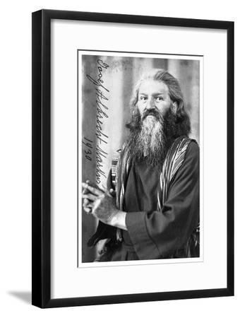 Josef Albrecht Markus, 1930--Framed Giclee Print