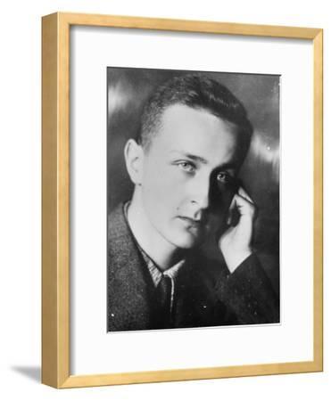 Georgy Efron, 1940--Framed Giclee Print