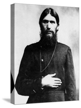 Grigori Yefimovich Rasputin, 1910s--Stretched Canvas Print