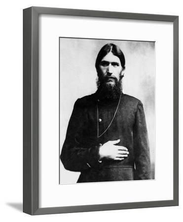 Grigori Yefimovich Rasputin, 1910s--Framed Giclee Print