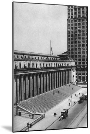 James Farley Post Office Building, New York City, USA, C1930s-Ewing Galloway-Mounted Premium Giclee Print
