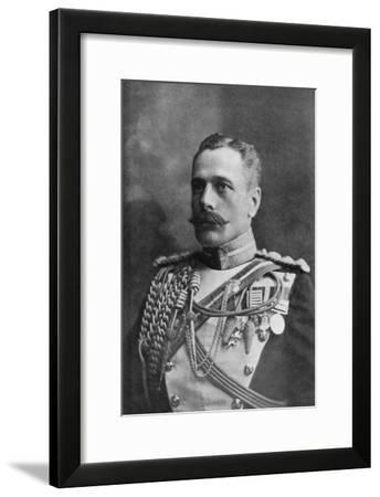 Field Marshal Sir Douglas Haig, British Soldier, C1920-HW Barnett-Framed Giclee Print