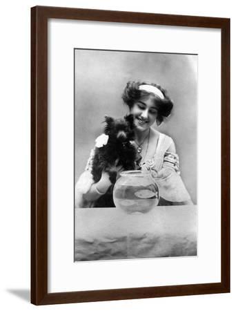 Sybil Arundale (1882-196), English Actress, 1900s- Lemeilleur-Framed Giclee Print