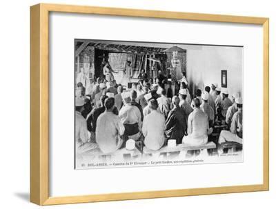 French Foreign Legion, Sidi Bel Abbes, Algeria, 20th Century-J Geiser-Framed Giclee Print