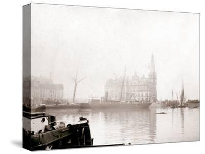 Amsterdam, 1898-James Batkin-Stretched Canvas Print