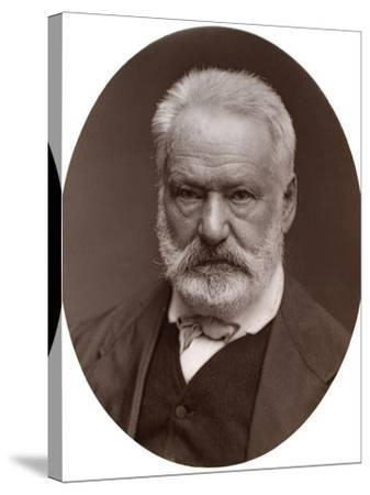 Victor Hugo, French Poet, Dramatist and Novelist, 1877-Lock & Whitfield-Stretched Canvas Print